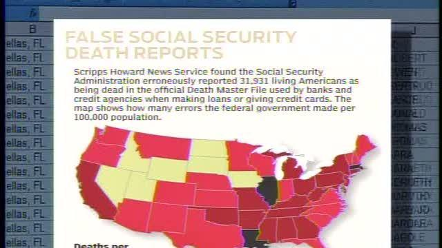 I-TEAM: Real, live Americans are officially dead to US Gov't