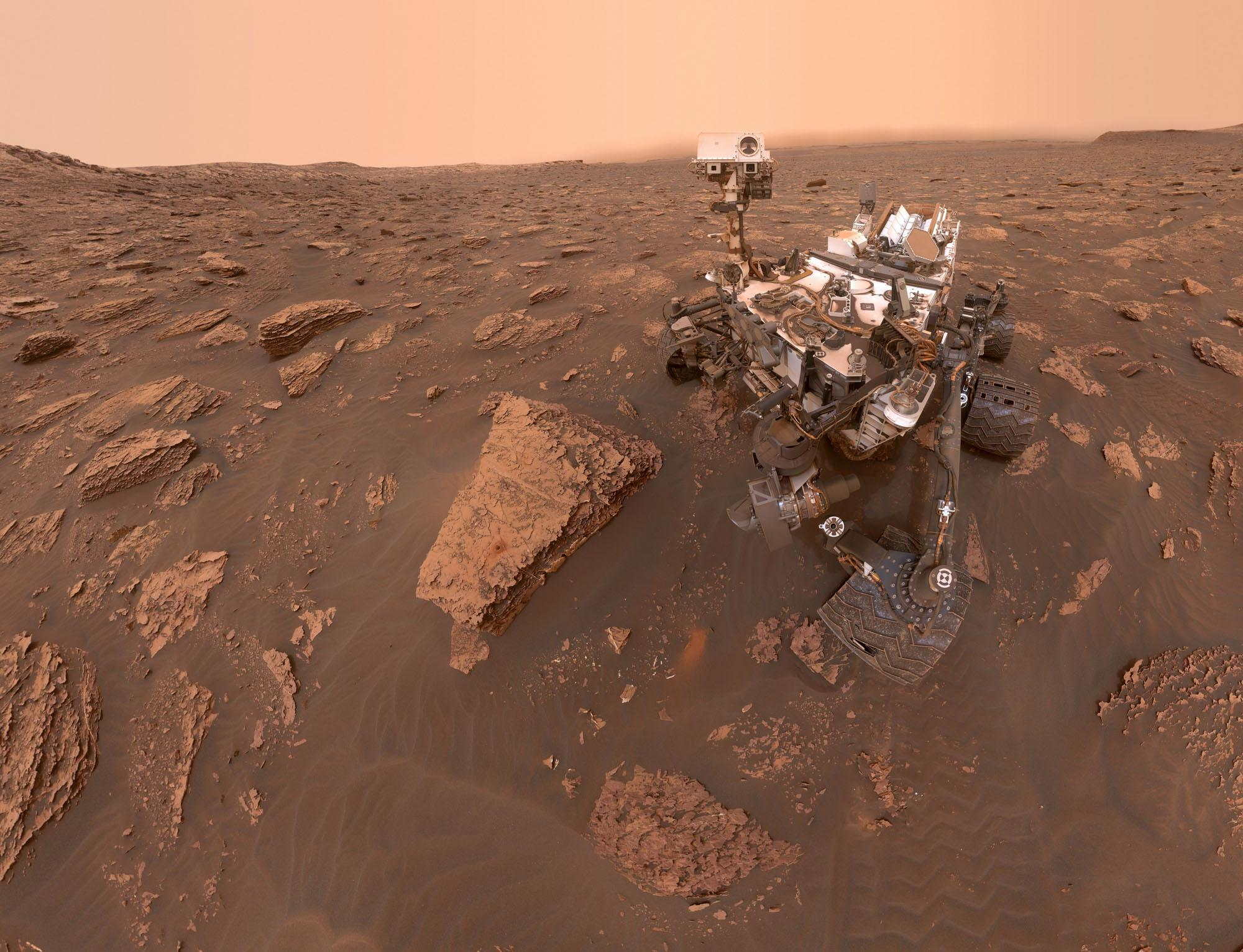 curiosity mars rover pictures - HD 1500×1149