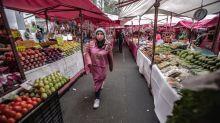 Comer y comprar en los tianguis en pandemia ¿es seguro?