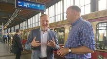 Nahverkehr: S-Bahn-Chefs kommen in Schöneberg gut weg