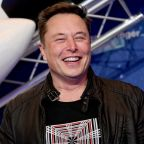 Dogecoin Jumps as Elon Musk Says He's Working With Its Developers on Efficiency