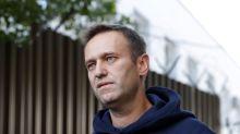 Germany says French, Swedish labs confirm Navalny's Novichok poisoning