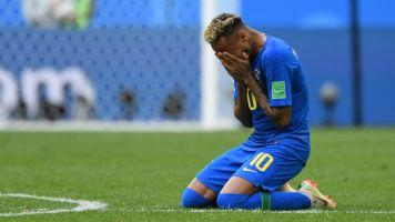Neymar explains why he burst into tears