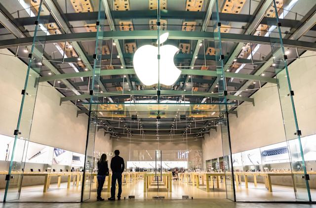 Apple will ship orders straight from its stores for some customers