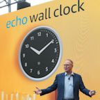 Amazon launches an Echo Wall Clock, because Alexa is gonna be everywhere