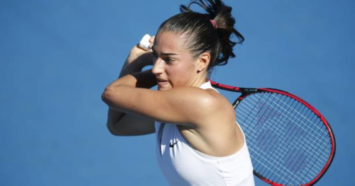 Tennis - WTA - Monterrey - Caroline Garcia qualifiée pour les demi-finales du tournoi mexicain