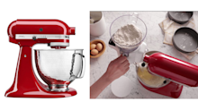 Amazon's Black Friday sale includes up to 30% off KitchenAid appliances