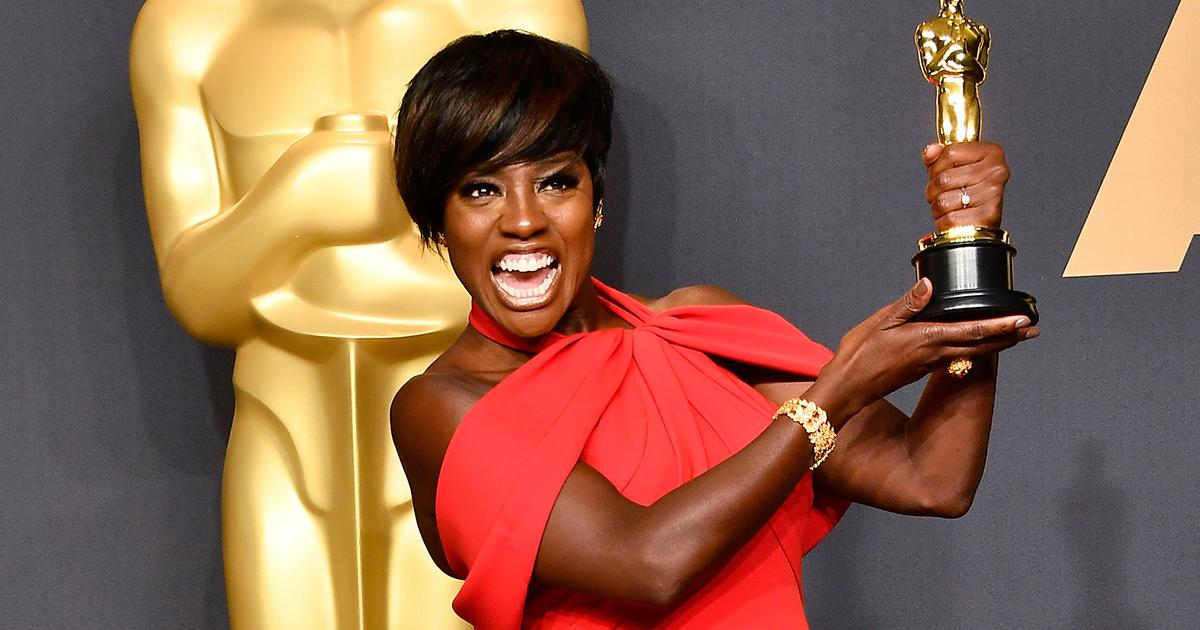 Viola Davis Just Became The First Black Woman To Win An Oscar Emmy And Tony For Acting