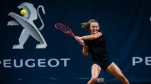 La Française Fiona Ferro renonce à l'US Open