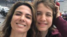 Lucas Jagger completa 19 anos e Luciana Gimenez se declara: 'Meu amor'