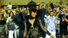 Sabrina Sato deixa posto de rainha de bateria da Vila Isabel, mas continua desfilando na escola