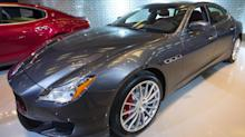 Fiat Chrysler's stock surges on report of Maserati spinoff, following successful Ferrari separation