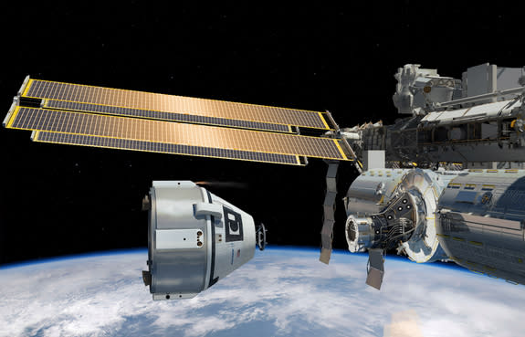 Boeing Space Capsule Gets NASA's 1st Commercial Crew Flight Order