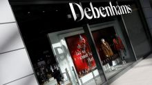 Debenhams falls into administration as lenders take control