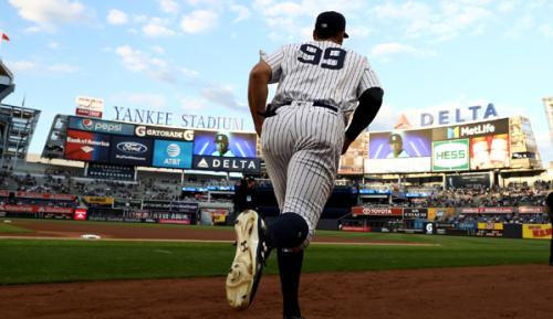 MLB: Roundup: Pure Zerstörung! Judgement Day in NYC