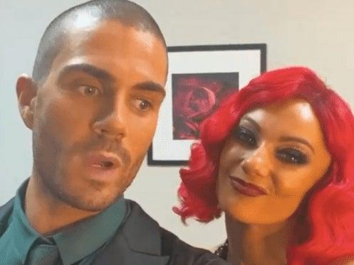Strictly 2020: Max George apologises after dropping huge F-bomb live on air
