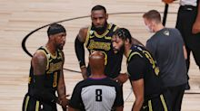 NBA says refs missed two calls near end of Game 5, but not the ones the Lakers complained about