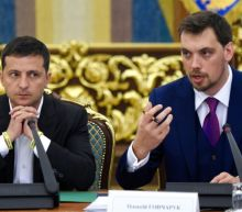 Ukraine president rejects PM's resignation over leaked recording