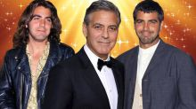 Red Carpet Flashback! 30 Years of George Clooney