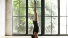 In over your head: how to master Instagram's favourite pose – the headstand