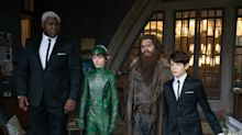 'Artemis Fowl' set visit: Inside Disney's next blockbuster franchise