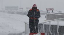 Canadian city will experience 20-degree drop in temperature AND snow this week