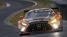 24h Nürburgring 2020: Maro Engel stellt Mercedes-AMG auf Pole
