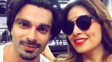 Bipasha Basu and Karan Singh Grover spread their monkey love in Australia!