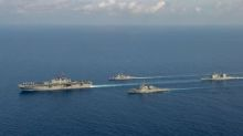 US presses Australia to step up naval exercises in South China Sea