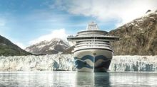 Princess Cruises Announces 2020 Alaska Cruises and Cruisetours