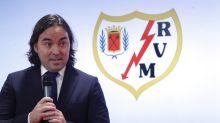 El presidente del Rayo prefiere que se siga aplazando la eliminatoria suramericana