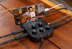 Roland's new mobile mixer has better support for Android and headset mics