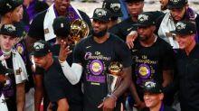 Basket - NBA - NBA: le King LeBron James (Los Angeles Lakers) étend son royaume