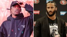 Travis Scott Consulted With Colin Kaepernick Before Confirming Super Bowl Appearance (EXCLUSIVE)