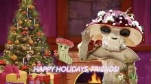 A Very 'Masked Singer' Xmas, or the most bonkers holiday special since 'Star Wars'