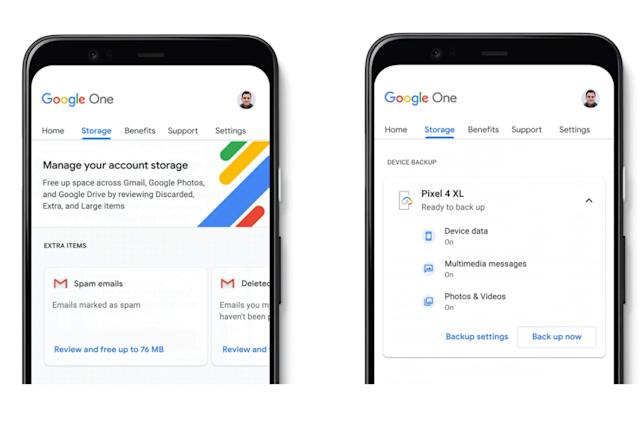 Google is releasing a free phone backup tool for iOS