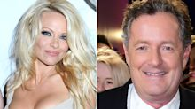 Pamela Anderson opens up to Piers Morgan about wild sex stories at infamous Playboy Mansion