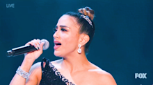 Selena fans trash Ally Brooke's performance during the Miss Universe pageant