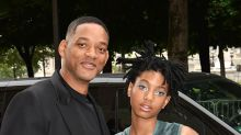 Will Smith reveals what once made the now incredibly confident Willow 'terrified'