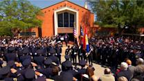 First responders from West, Texas, laid to rest