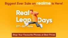 Realme Real Leap Days sale sees offers on Realme 3 Pro, Realme C2 and more: Check deals and price