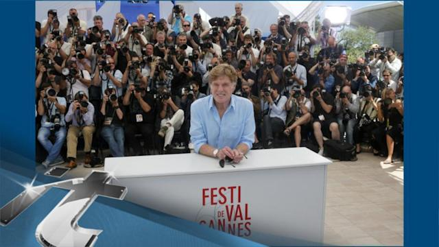 Cannes Breaking News: Redford Swept Away in Shipwreck Saga 'All is Lost'
