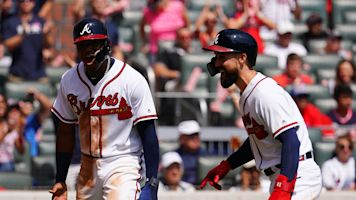 King of the mountain: Braves win NL East title