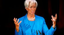 Christing Lagarde's warning to President Trump