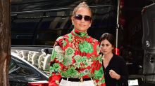 How to get Jennifer Lopez's Fashionable Summer Floral Look