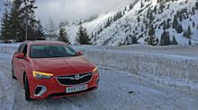 Vauxhall Insignia GSi Sports Tourer review– exploring the Alps in a fast diesel estate