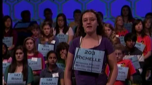 Muskogee student in Scripps National Spelling Bee