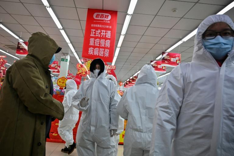Doctor in Chinese hospital dies from Wuhan coronavirus - state media