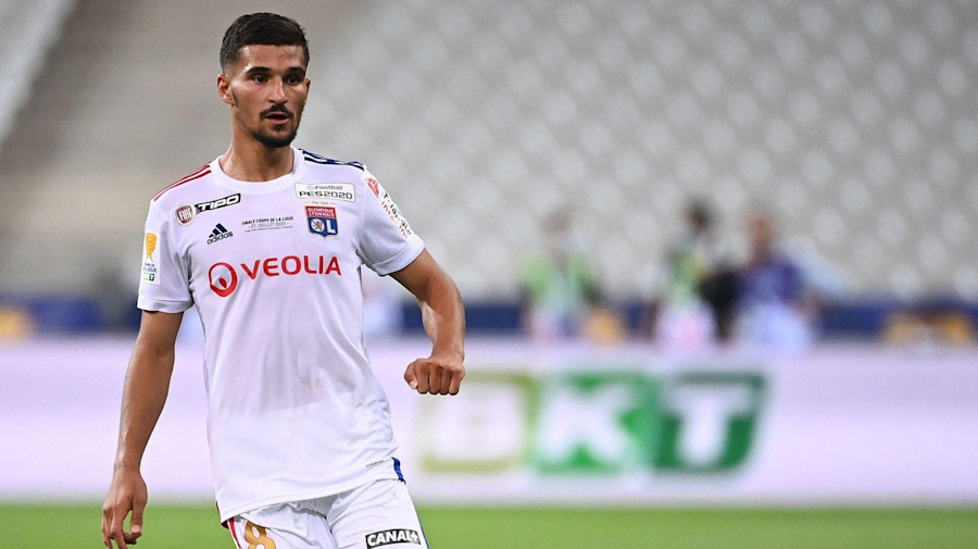 Arsenal target Houssem Aouar attracting attention from Champions League club