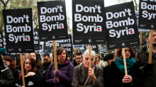UK 'could bomb Syria without MPs' approval'